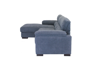 BERRY 3 SEATER WITH LHF CHAISE