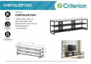 CHRYZLER 150 TV UNIT