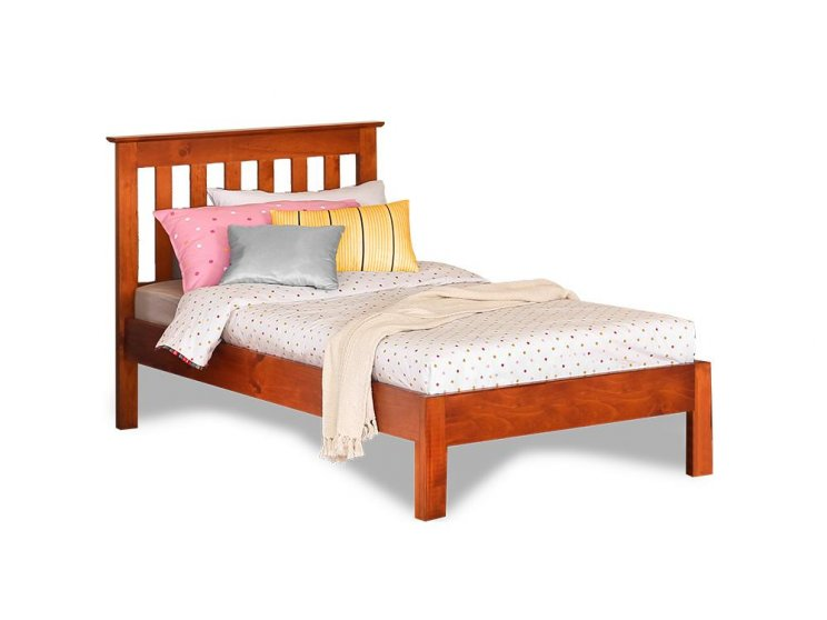 Autumn King Single Bed Frame