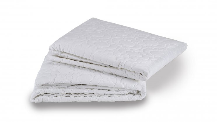 Brolly Quilted Fitted Mattress Protector Double