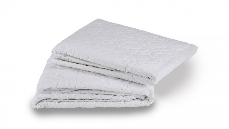 Brolly Quilted Fitted Mattress Protector King