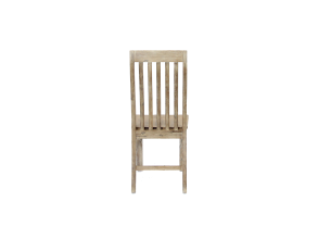CAMILLA CHAIR WITH WOODEN SEAT