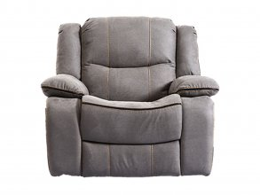 CHERTSEY SINGLE SEATER RECLINER, GREY