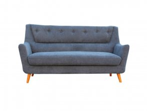 Chicago 3 Seater Sofa Tiffany Blue