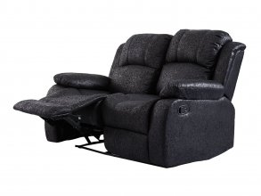 Christchurch 2 Seater Recliner Brown