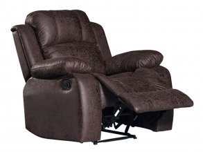CHRISTCHURCH SINGLE SEATER RECLINER, BROWN