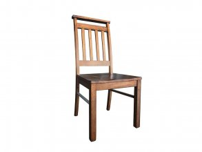 CONWAY DINING CHAIR, BROWN