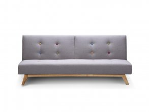 Edgware Sofa Bed Light Grey