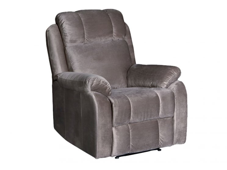 Cambridge Single Seater Recliner Smoke