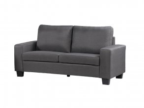 Fantastic 2 Seater Sofa Dark Grey