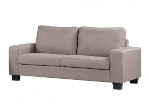 Fantastic 3 Seater Sofa Beige