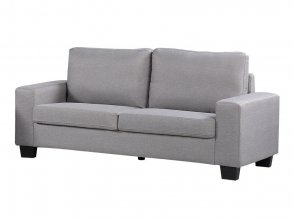 Fantastic 3 Seater Sofa Light Grey