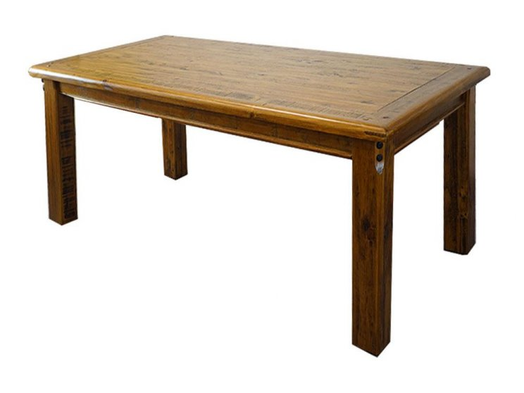 Farmhouse 150 Dining Table 150x90 Imbuia