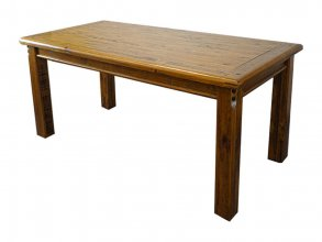 Farmhouse 180 Dining Table 180x105 Imbuia
