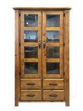 FARMHOUSE CLASSIC DISPLAY CABINET