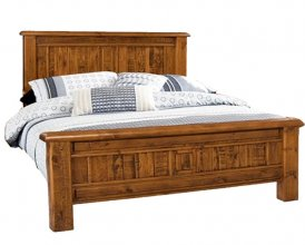 FARMHOUSE KING BED FRAME