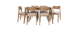 FELIX EXTEND DINING TABLE