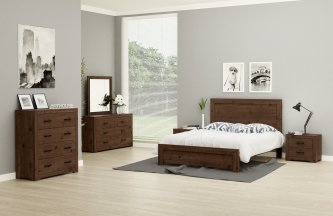 Forest Double Bed