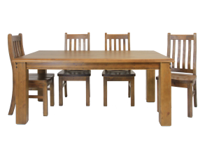 JAMAICA 7 PIECE 180 DINING SUITE