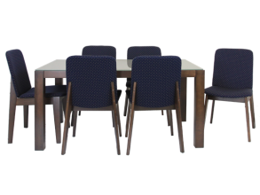 MICHAEL 7 PIECE 180 DINING SUITE