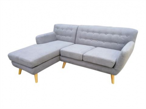 MIKA 2 SEATER WITH CHAISE