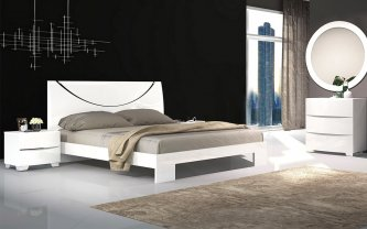 Nolan 5 Piece King Bedroom Suite