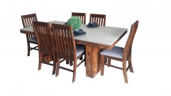 NORA 7 PIECE 200 DINING SUITE
