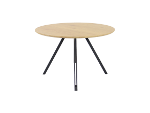 OAKRIDGE 120 ROUND DINING TABLE