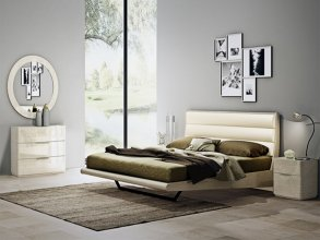 OLIVIA QUEEN BED FRAME