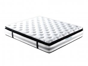 Pacific Sleep Plush Double Mattress