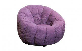 Pumpkin Chair Grape