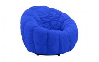 Pumpkin Chair Royal Blue