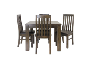 QUEENSTOWN 5 PIECE 100 DINING SUITE