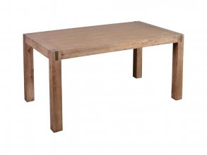 SILVERSTRIKE 180 DINING TABLE, 180X90 GREY WASH