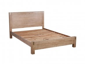 Silverstrike Queen Bed Frame