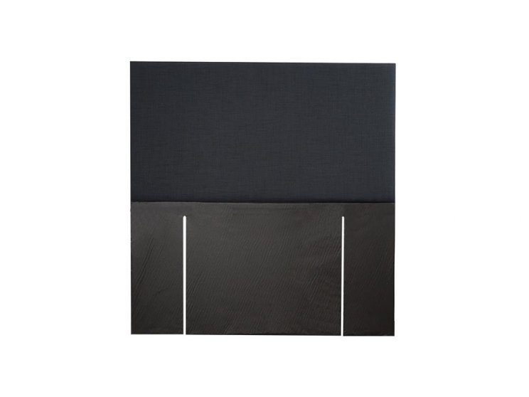 Sleepwell King Single Fullboard Headboard Black