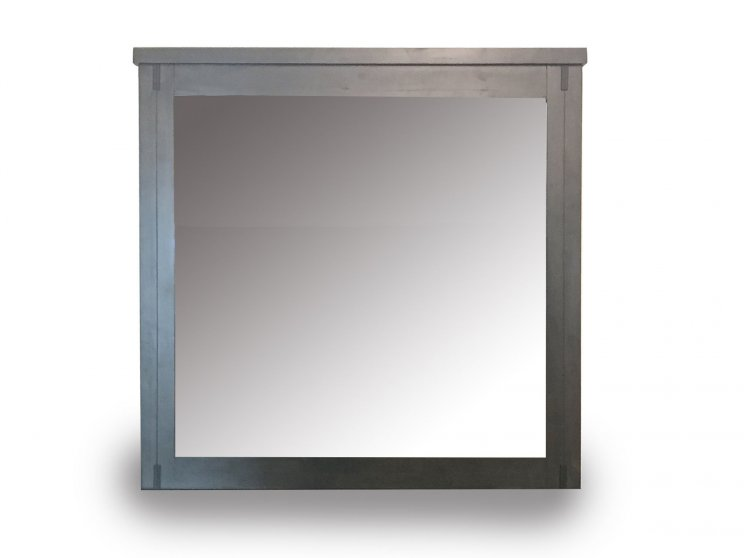 Torrin Dressing Mirror Grey