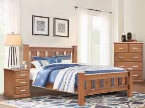 Veronica 4 Piece Queen Bedroom Suites